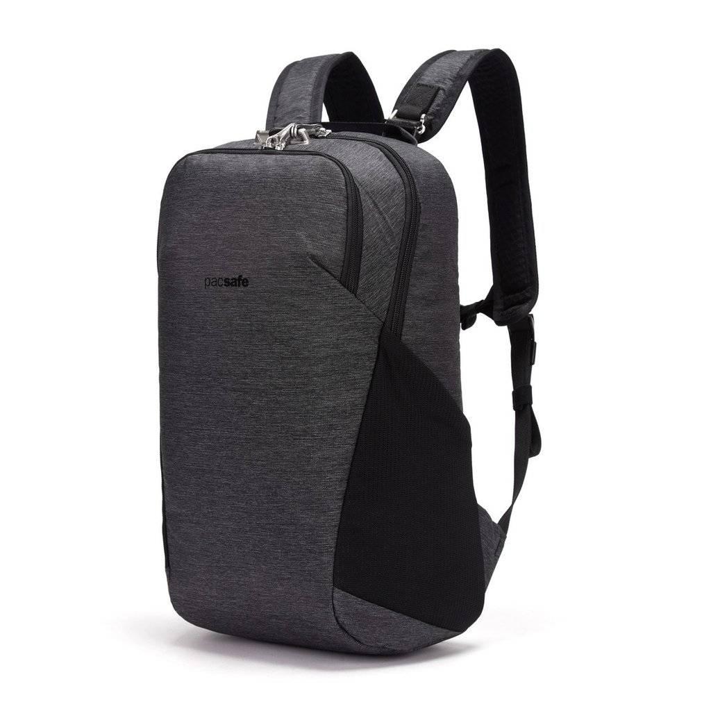 Plecak wycieczkowy antykradzieżowy 20l - Pacsafe Vibe 20 - Grafitowy