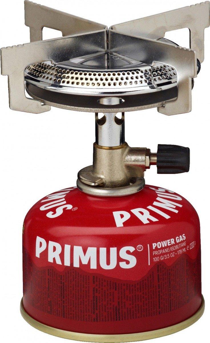 Lekka kuchenka turystyczna gazowa Primus Mimer