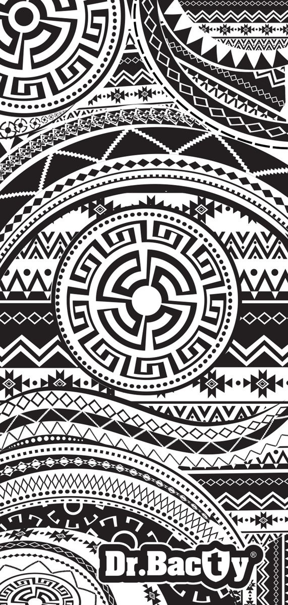 Ręcznik szybkoschnący 70x140 Dr. Bacty Aztec