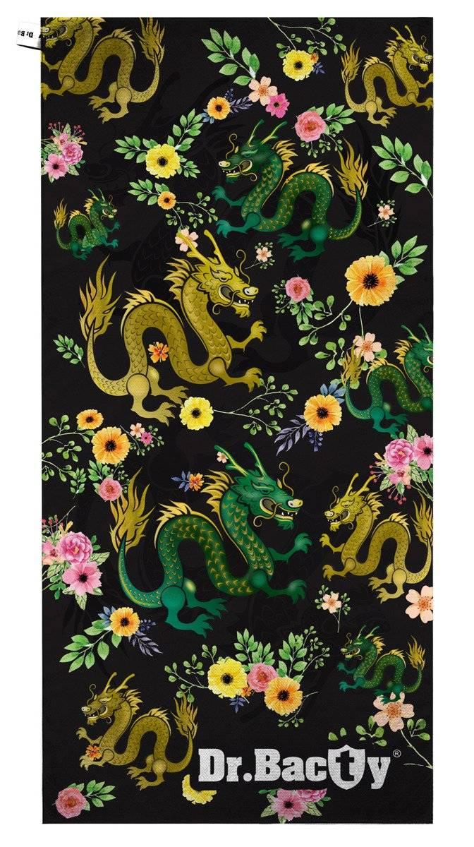 Ręcznik treningowy Dr.Bacty L, Dragon